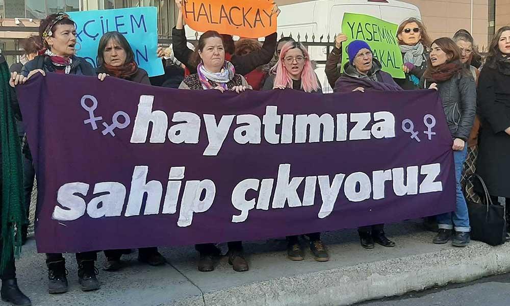 Ayşegül için 'meşru müdafaa' denilmişti! Melek İpek'e destek geldi: Umarım serbest bırakılır