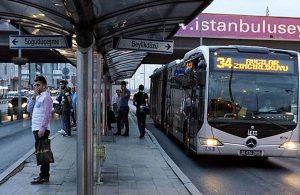 Metrobüs sistemi değişiyor! Yenilik salı günü başlıyor!