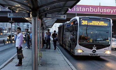 Metrobüs tabelalarında güncelleme: Kodlar yerine son istasyonun adı yazacak