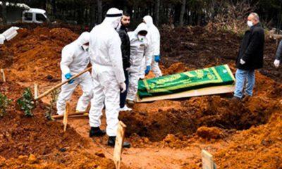 AKP'li Samsun Belediyesi'nden tepki çeken mezarlık kararı