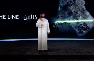 Suudi Arabistan otomobilsiz, çevreci kent kuracak