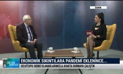 Karabağlar Belediye Başkanı Muhittin Selvitopu: Kendi olanaklarımızla ayakta durmaya çalıştık – EGE'DEN ESİNTİLER
