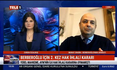 Berberoğlu'nun avukatı Murat Ergün: Türkiye mi büyük, 14. Ağır Ceza Mahkemesi mi büyük göreceğiz!