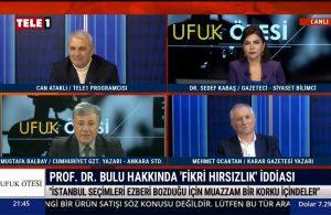 Mustafa Balbay'dan ürkütücü iddialar: Bahçeli – Erdoğan görüşmesinden sızan bilgilere göre…