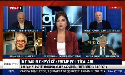 Mustafa Balbay TELE1'de açıkladı: İşte iktidarın 'erken seçim' planı!