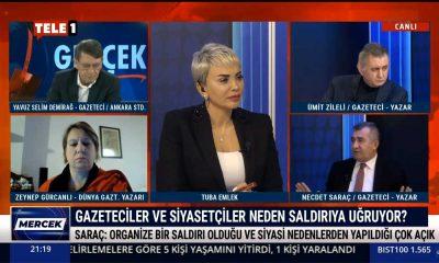 Gazeteci Necdet Saraç: Boşalan koltukları mafya ile doldurma çabası var