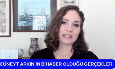 Nevşin Mengü'den Cüneyt Arkın'a gönderme: Muhtemelen protestoların neden yapıldığını bilmiyordur