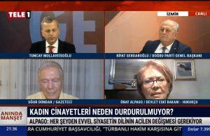 """""""Kadın – erkek eşitliği Erdoğan'ın fıtratında olmayabilir ama Cumhuriyet'in fıtratında var"""""""
