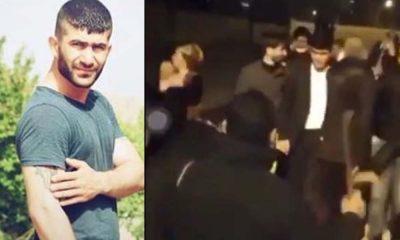 Çocuk yeğenine tecavüz eden Osman Çur tahliye edildi! Akrabaları cezaevi çıkışında davul zurnayla karşıladı