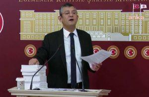 CHP'li Özel: Bugün geziye 'darbe', 'komplo' diyen Bahçeli, o gün Taksim'dekilerin hükümete en iyi cevap olduğunu söylüyor