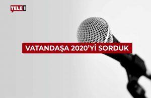 Yurttaşlara 2021'den beklentilerini sorduk – TELE1 SOKAK RÖPORTAJLARI