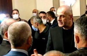 Aday olacağını açıklayan AKP'li ismin toplantısını polis bastı