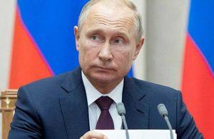 Vladimir Putin'in 2020 geliri açıklandı