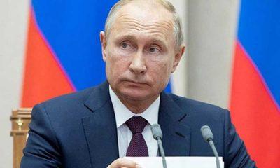 Putin ikinci doz aşısını da oldu