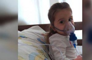3 yaşındaki SMA hastası Ravza Nur'un yardım hesabı bloke edildi