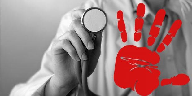 Sağlık-Sen raporu: Son altı ayda sağlıkçılara yönelik 117 şiddet olayı var
