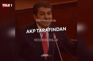 CHP Gençlik Kolları'nın paylaşımları sosyal medyada gündem oldu: '#AKPreddetti'