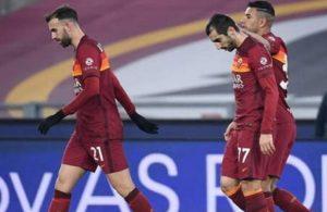 Roma'ya İtalya Kupası şoku!
