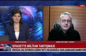 Siyasetteki 'militan' tartışmaları ne anlama geliyor? – TELE1 ANA HABER