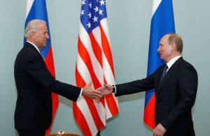 Joe Biden, Putin ile ilk kez görüştü