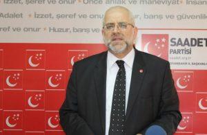Saadet Partili Bozan Cumhur İttifakı'na yüklendi: Partimiz AKP ve MHP'nin sofrasına meze olmaz