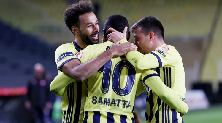 Son çeyrek finalist Fenerbahçe