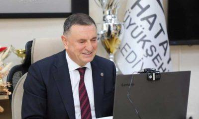 Başkan Savaş EXPO 2021 hakkında önemli bilgiler verdi