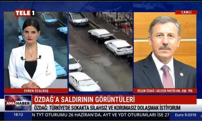 Selçuk Özdağ'dan TELE1'e özel açıklamalar: Süleyman Soylu'yu kınıyorum, A Haber'de bu konuyu tartışabiliriz