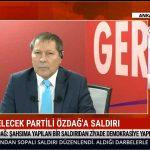 Ankara'da saldırıya uğrayan Selçuk Özdağ'dan TELE1'e açıklamalar – HABERE DOĞRU