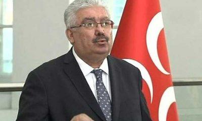"""MHP'li Yalçın'dan, """"azgın milliyetçilik"""" yanıtı: Tuğrul efendi sırtını yaslayacak yeni melce bulmuş"""