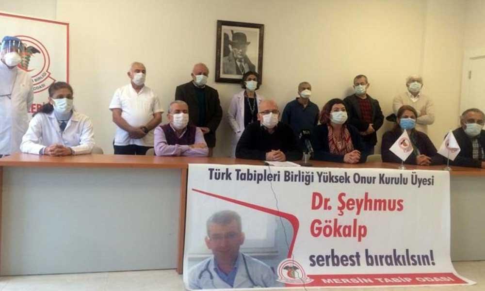 Mehmet Antmen: TTB'yi hizaya sokmaya çalışıyorlar