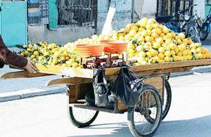 """Meyve satan yurttaşın tezgahına el konuldu: """"Bu adam aç mı kalsın"""""""