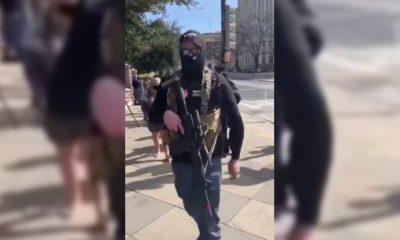 ABD'de devir teslim töreni öncesi gerilim tırmanıyor! Trump destekçileri silahlandı
