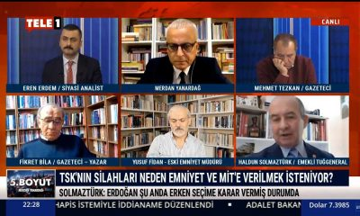 Emekli Tuğgeneral Haldun Solmaztürk'ten çok konuşulacak erken seçim açıklaması