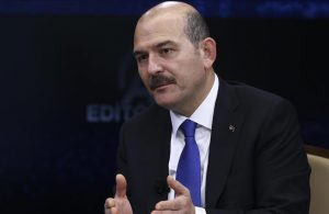 "Süleyman Soylu'nun""tweet""i Fransa'da engellendi"
