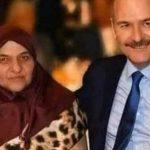 Süleyman Soylu'nun annesi koronavirüse yakalandı