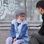 Gündemi sarsan 'su satan çocuk' videosuna gözaltı