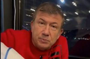 Tanju Çolak, koronavirüs kısıtlamalarını kaz ziyafeti ile bozdu!