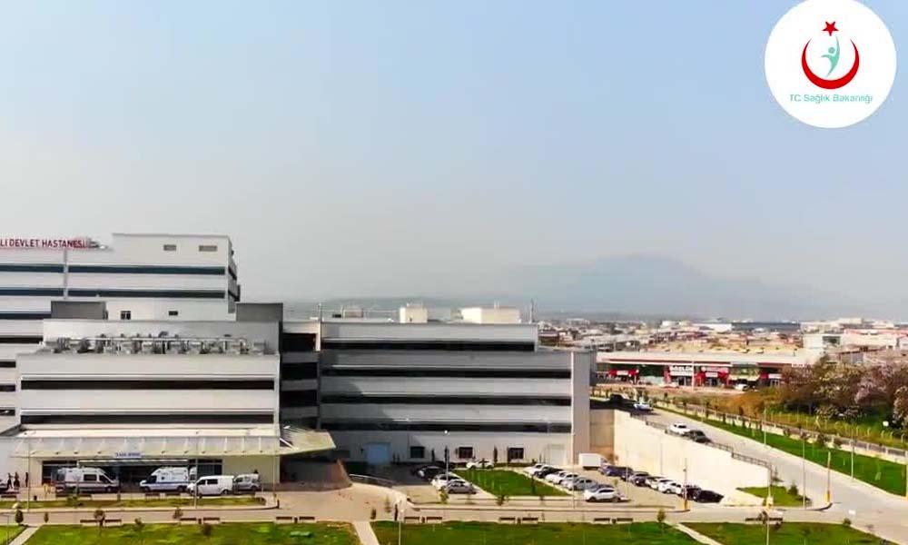 Korona tedavisi gören hastaya, devlet hastanesinde bin 632 lira fatura çıkarıldı