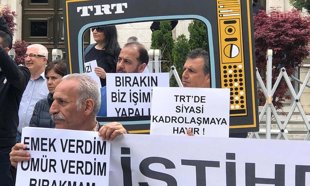 TRT kendi personeline 'istihdam fazlası' dedi, dış alımlara 3 milyar lira ödedi