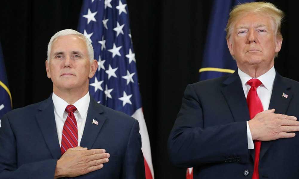 Trump'ın görevden alınacağı duyuruldu