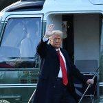Trump, Beyaz Saray'a veda etti: Bir şekilde geri döneceğim