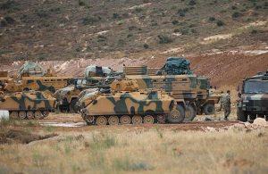 İdlib yeniden hareketlendi… TSK mevzi kazıyor