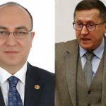 MHP'li İzzet Ulvi Yönter'den İYİ Parti'li Lütfü Türkkan'a hakaret