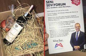 Rektör, Mersin belediyesine şarap yüzünden dava açtı