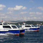 İmamoğlu duyurdu: İşte İstanbul'daki Deniz Taksi'nin rengi!