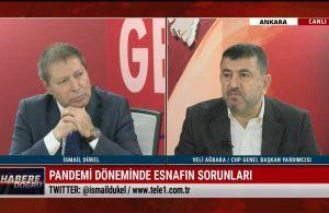 CHP Genel Başkan Yardımcısı Veli Ağbaba: Her alanda bir ahlak kriziyle karşı karşıyayız – HABERE DOĞRU