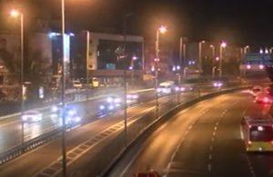80 saatlik kısıtlama sona erdi, İstanbul yollarında hareketlilik başladı
