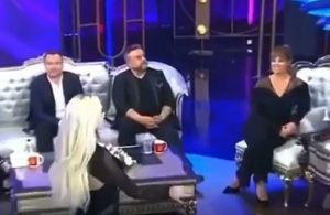 İbo Şov'da Bülent Serttaş'ın oryantal Didem'e bakmaması sosyal medyanın gündeminde