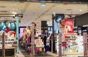 Dev parfüm zinciri 500 dükkanını kapatacak!